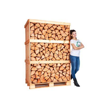 BIRCH KILN DRIED LOGS