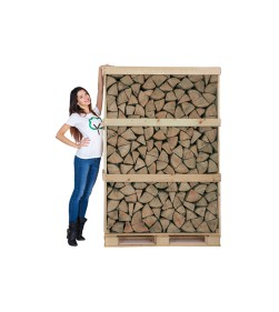 OAK KILN DRIED LOGS