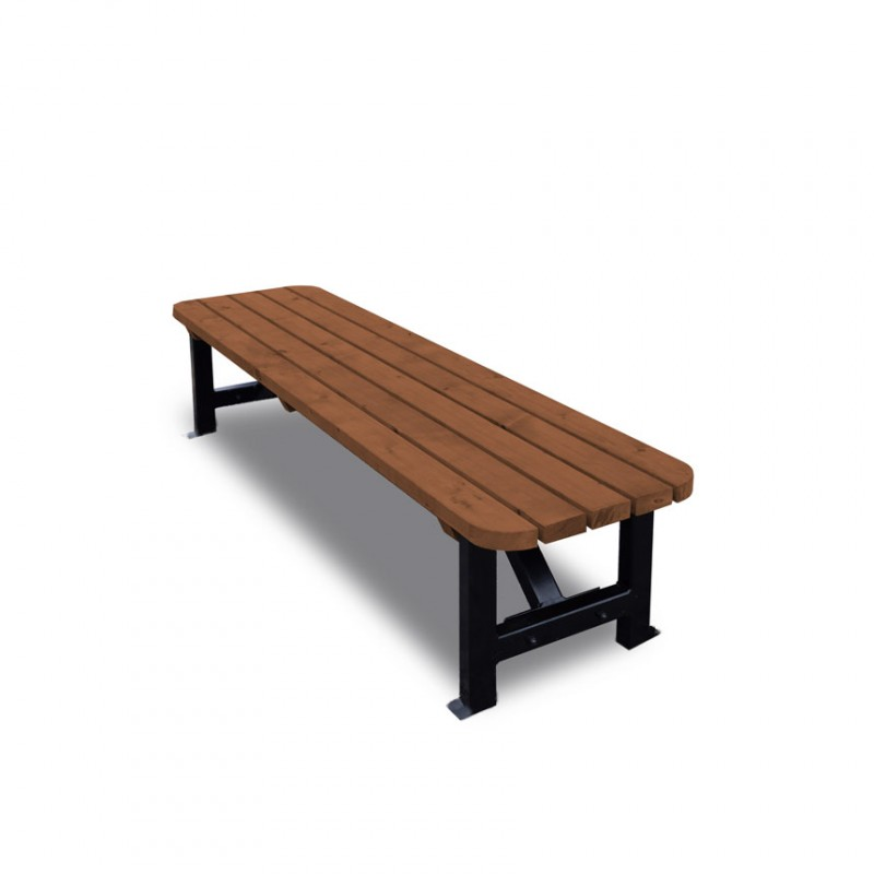 Outdoor Kettle Bench 8 Ft