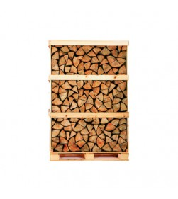 BEECH CRATE KILN DRIED LOGS