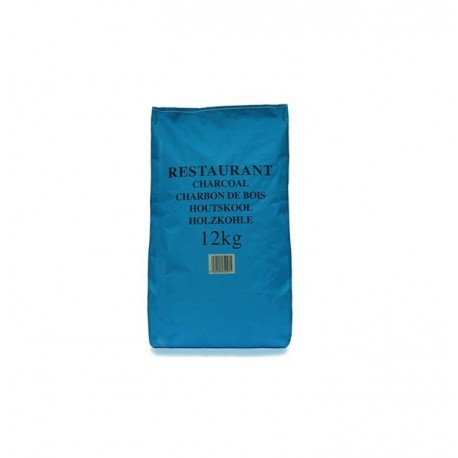 RESTAURANT CHARCOAL SAMPLER 12 KG