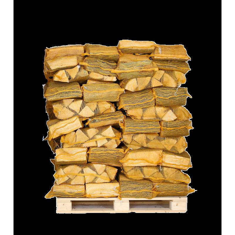 Buy Kiln Dried Ash Logs Nets
