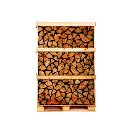 ALDER CRATE KILN DRIED LOGS
