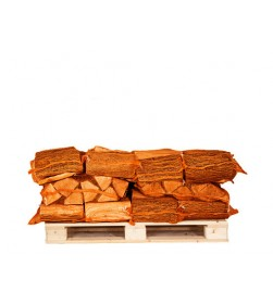 ALDER NETS KILN DRIED LOGS