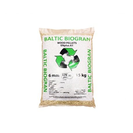 BALTIC BIOGRAN 15KG BAGS