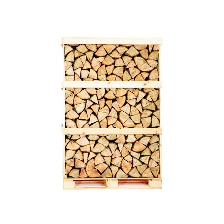 MAPLE CRATE KILN DRIED LOGS