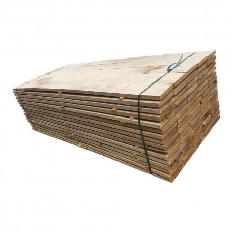 Green OAK SLEEPER 30 x 200 x 2400