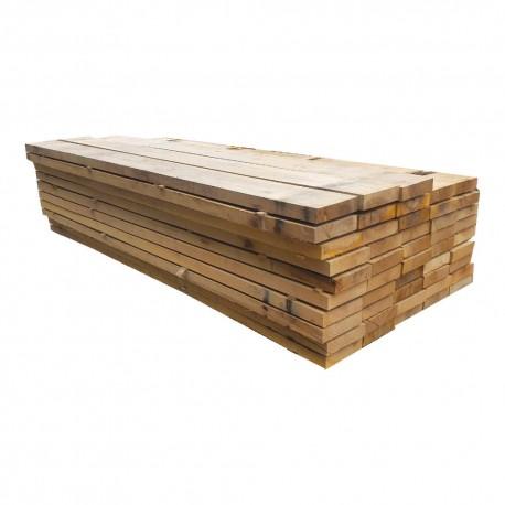 Untreated OAK SLEEPER 50 x 200 x 2400