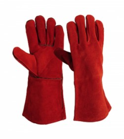 BIG RED GLOVES