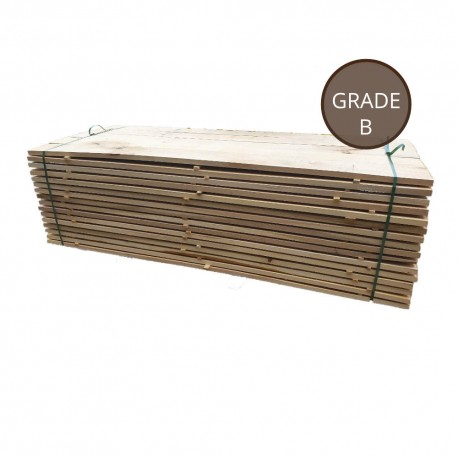 GRADE B BUNDLE 30 x 200 x 2400