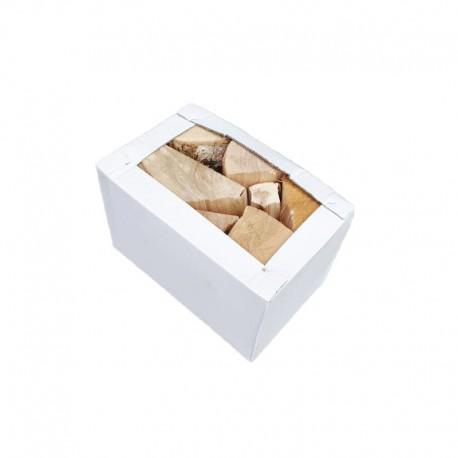 24 BOXES OF KILN DRIED LOGS