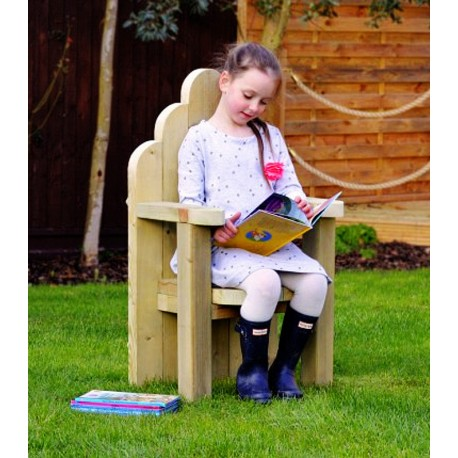 CHILDS STORY CHAIR