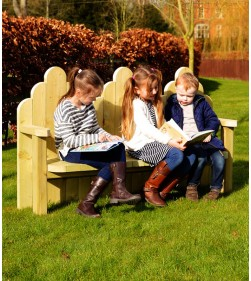 CHILDS TRIPLE STORY BENCH