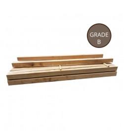GRADE B SLEEPERS 150 x 150 x 2400