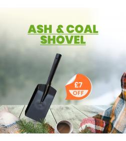 ASH AND COAL SHOVEL