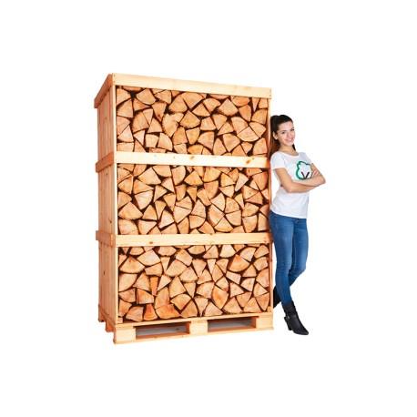 birch wood logs