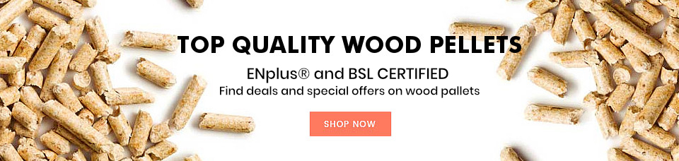 ENplus® certified and Biomass Supplier List (BSL) authorized Wood Pellets