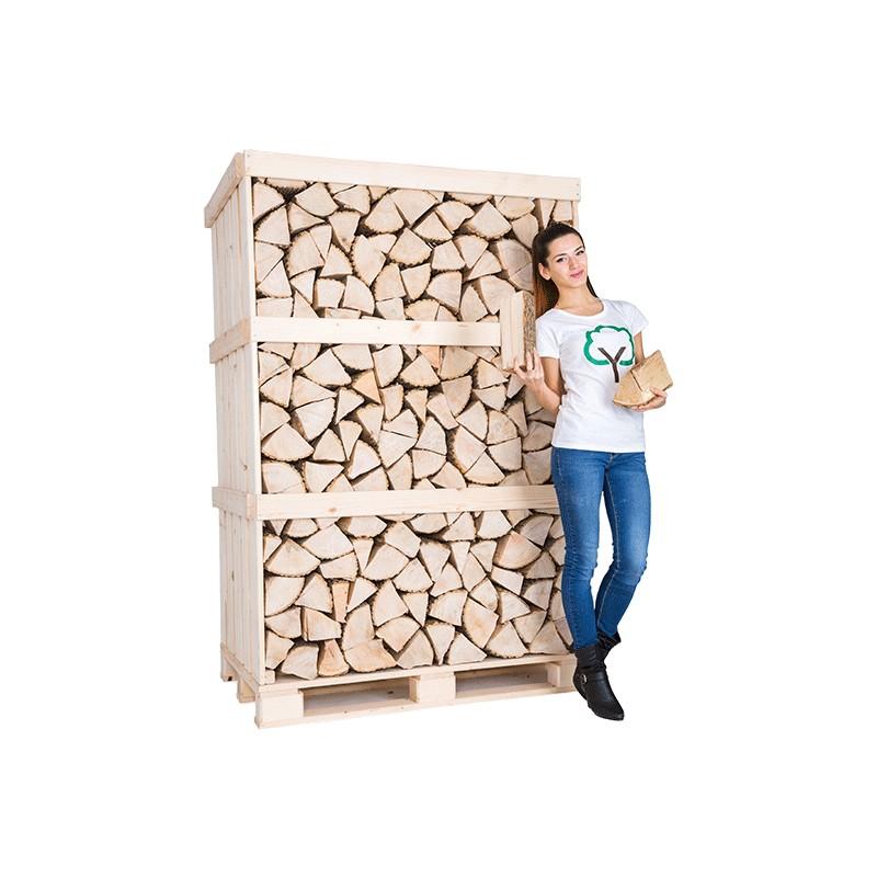 ash crate kiln-dried logs