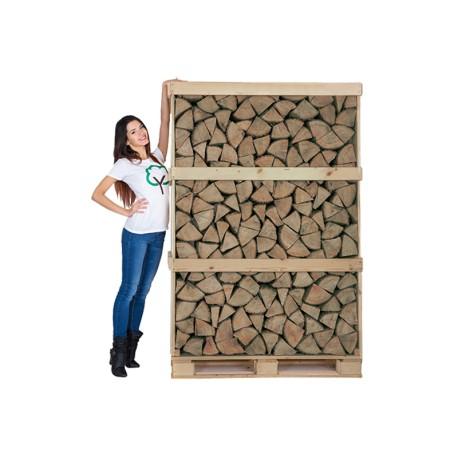 oak kiln-dired wood logs