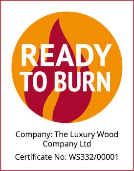 Ready to Burn Certificate - Kiln Dried Logs