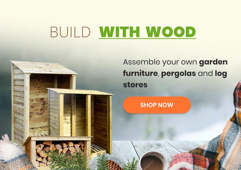 Hardwood items and furniture